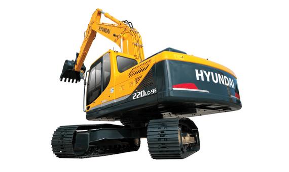 Hyundai 220LC-9s