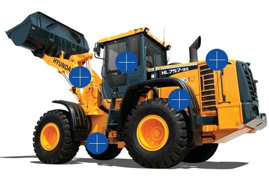HL757-9S Wheel Loader: Hyundai | HPE Africa Construction Equipment