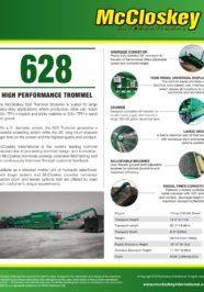 628 RE Trommel Brochure