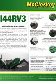 I44R Impact Crusher