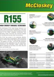 R155 Screener Brochure