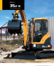 R35z-9 mini brochure